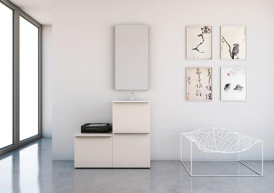 Ka Bathroom Furniture Set 9 di Inbani | Mobili lavabo