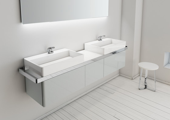 Structure Bathroom Furniture Set 2 by Inbani | Vanity units