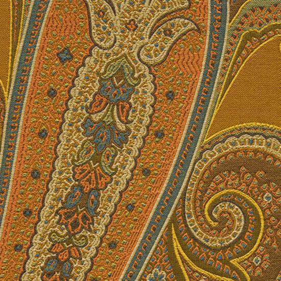 Massive Paisley 002 Gold by Maharam | Upholstery fabrics