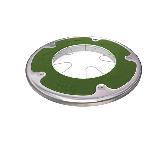 Lofoot In-Ground FT703 di Paviom | Lampade suolo incasso