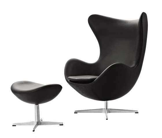 Egg™ | 3316+3127 by Fritz Hansen | Lounge chairs
