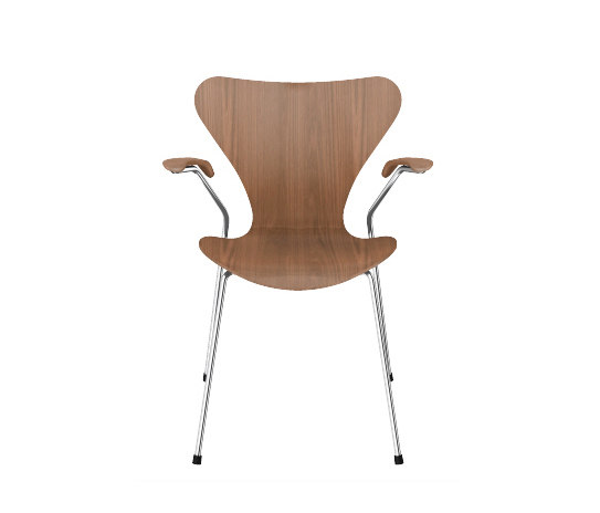Series 7™ Model 3207 by Fritz Hansen | Multipurpose chairs