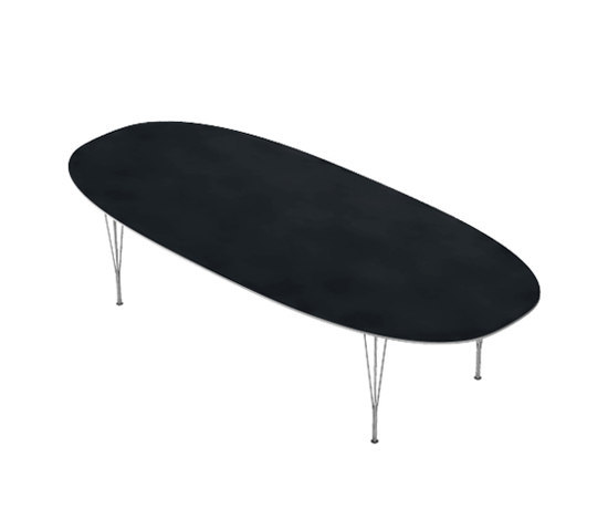 Table Series | Model B617 by Fritz Hansen | Dining tables