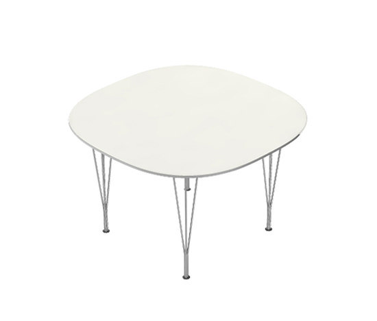 Model B604 by Fritz Hansen | Dining tables