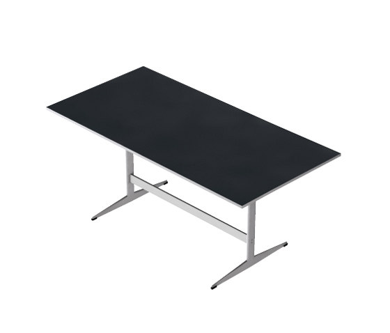 Model D438 de Fritz Hansen | Tables de réunion