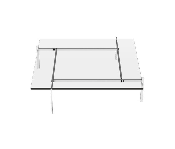 PK61A™ di Fritz Hansen | Coffee tables