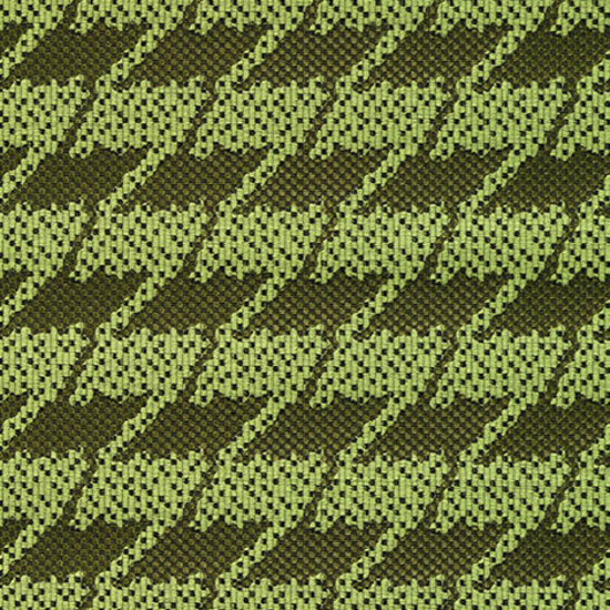Repeat Classic Houndstooth 002 Moss by Maharam | Fabrics