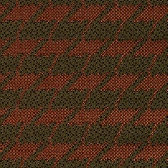 Repeat Classic Houndstooth 005 Carob by Maharam | Fabrics