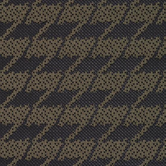 Repeat Classic Houndstooth 006 Cocoa by Maharam | Fabrics