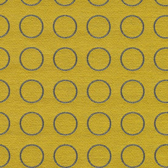 Repeat Dot Ring 001 Gold by Maharam | Fabrics