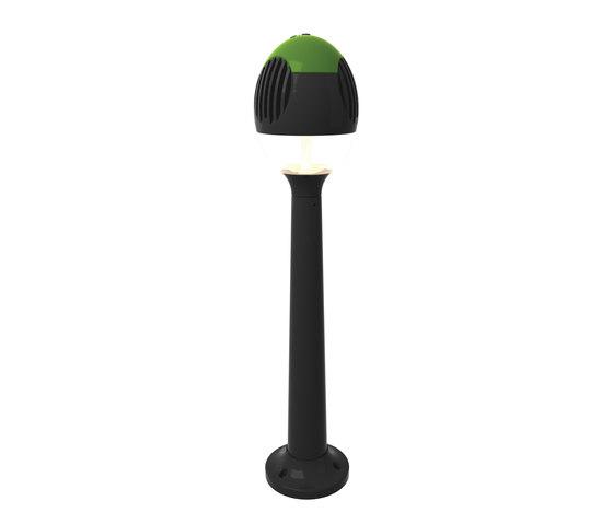 Loffot Bollard FT707 de Paviom | Luminaires pour zones piétonnes