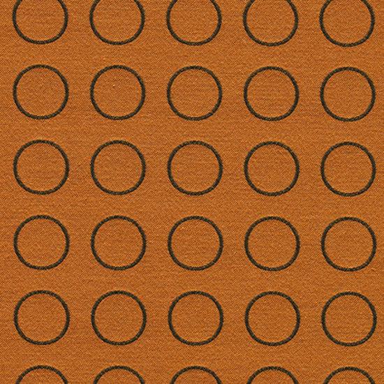 Repeat Dot Ring 002 Sienna di Maharam | Tessuti