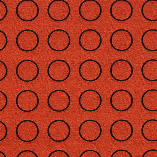 Repeat Dot Ring 005 Coral by Maharam | Fabrics