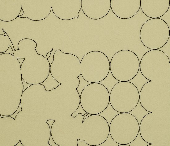 Layers Vineyard Large 001 di Kvadrat | Tessuti