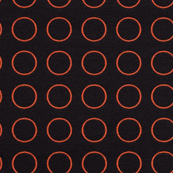 Repeat Dot Ring 011 Coral Reverse di Maharam | Tessuti