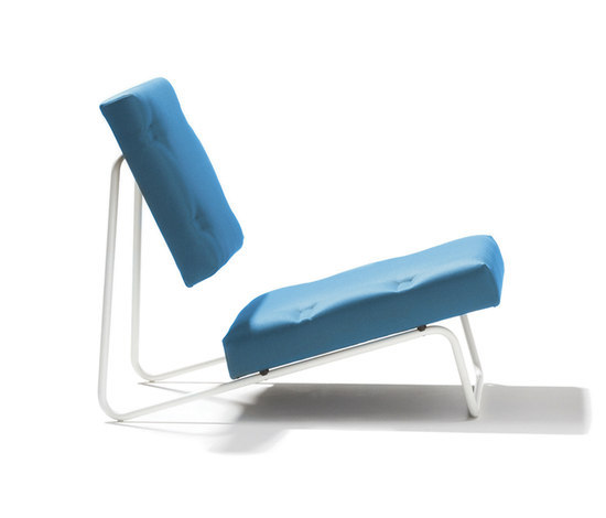 Lounge chair Hirche Outdoor de Lampert | Sillones de jardín
