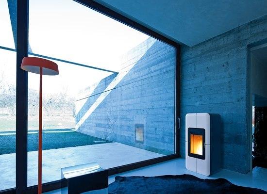 Toba | Pellet by MCZ | Soapstone stoves