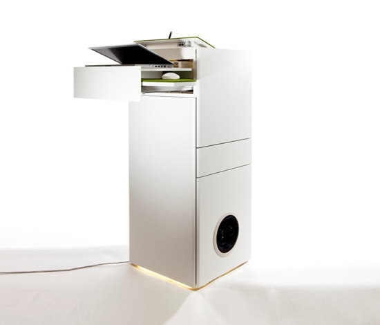 Laptop Tower LT young by Sarah Maier | Cabinets
