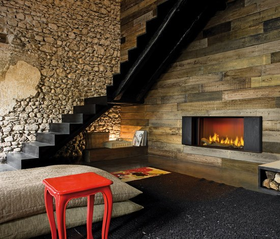 Klee | Forma 95 Gas by MCZ | Gas fireplaces