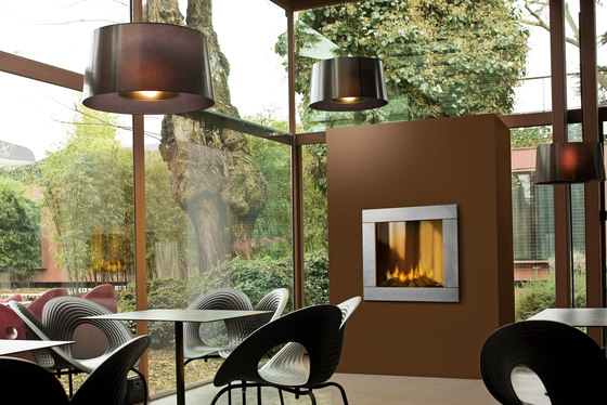 Natural | Forma 75 Gas by MCZ | Ventless gas fires
