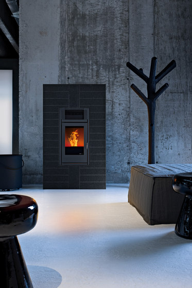 City | Modulo Pellet by MCZ | Wood burning stoves