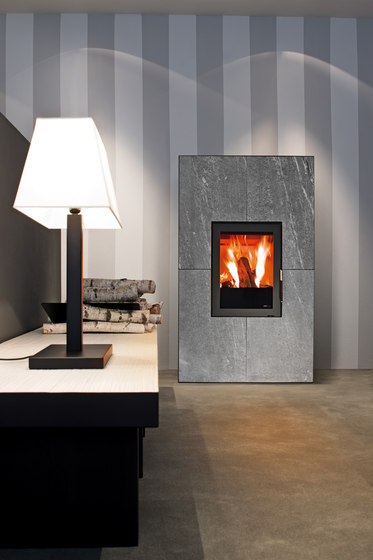 Square | Modulo Wood by MCZ | Wood burning stoves