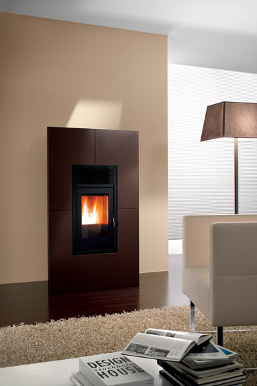 Reflex Inox | Modulo Pellet by MCZ | Wood burning stoves