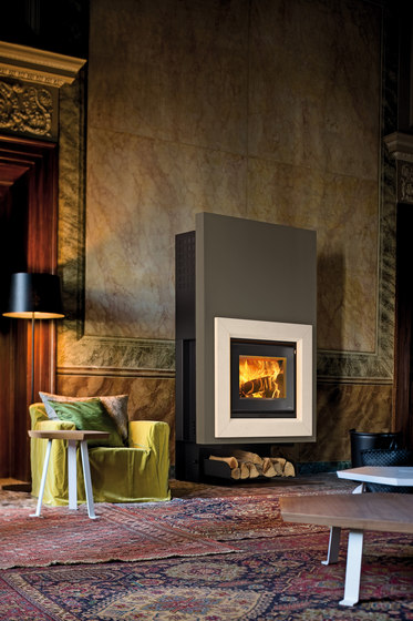 Libero Tucano | Vivo 70 Wood by MCZ | Wood burning stoves