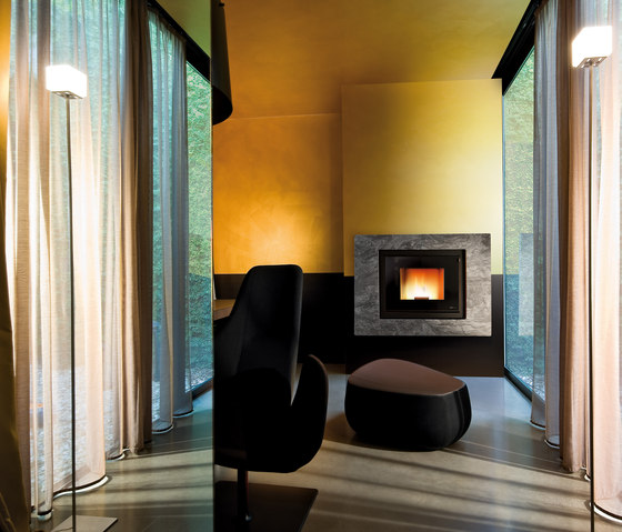 Modus | Vivo 80 Pellet by MCZ | Pellet burning stoves