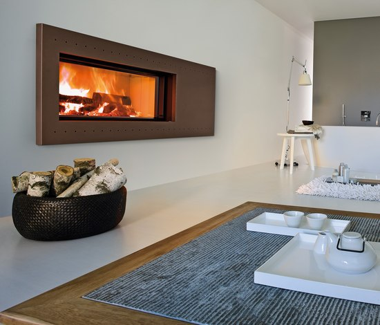 De Chirico | Forma 115 Wood by MCZ | Wood fireplaces