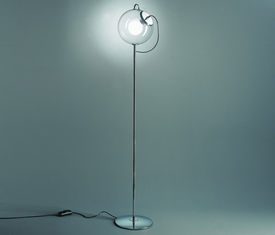 Miconos Floor Lamp by Artemide | General lighting