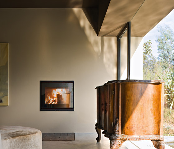 Vivo 70 Wood by MCZ | Wood fireplaces