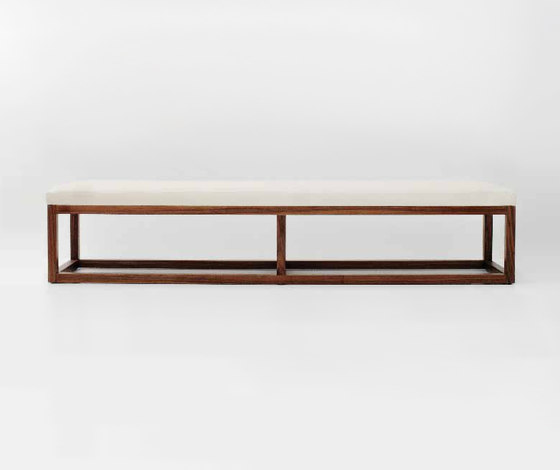 Long Bench by FTF Design Studio | Waiting area benches