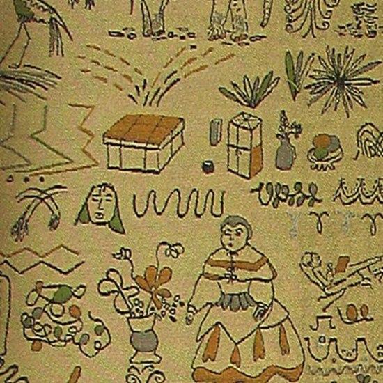 The Story of My Life 002 Hay by Maharam | Fabrics