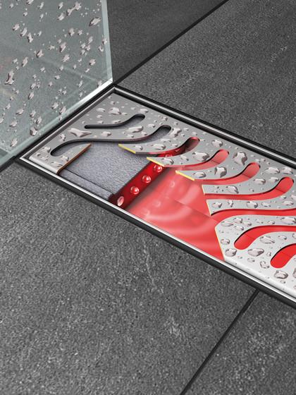 ACO ShowerDrain Badablauf Technik de ACO Haustechnik | Linear drains