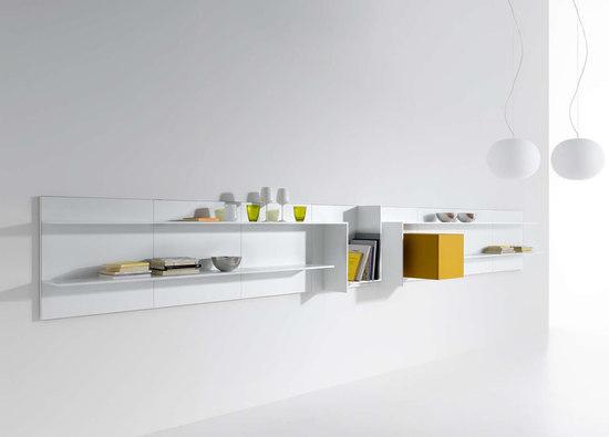 Vita by MDF Italia | Wall shelves