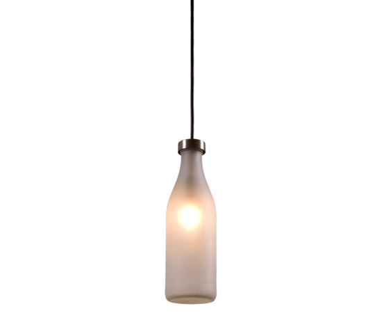 Milk bottle lamp single di Droog | Illuminazione generale