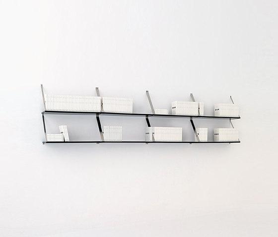 Adelaida Shelf by Planning Sisplamo | Office shelving systems