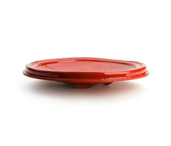 Red revisited plate small de Droog | Bowls