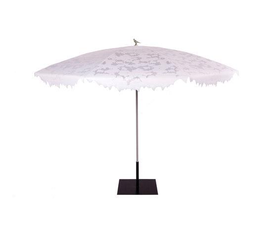 Shadylace XL parasol von Droog | Sonnenschirme