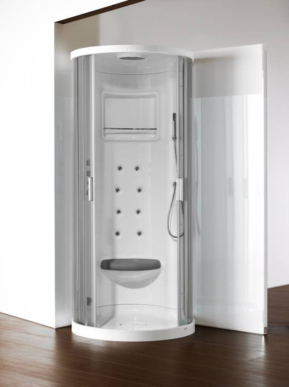 Steamsuite by ROCA | Shower cabins / stalls