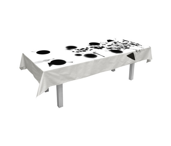 Tableau tablecloth de Droog | Sets de table