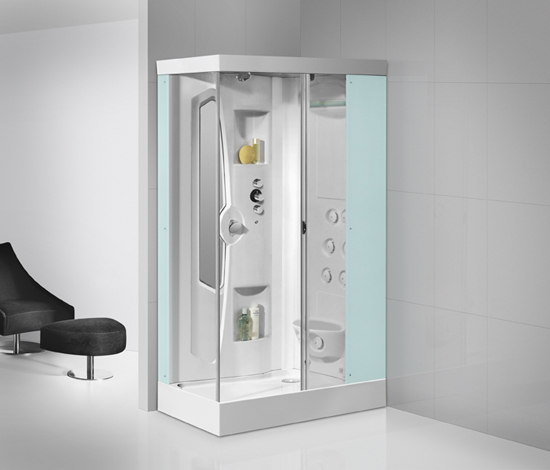 Aquatech Basic Vapor 1200 by ROCA | Shower cabins / stalls