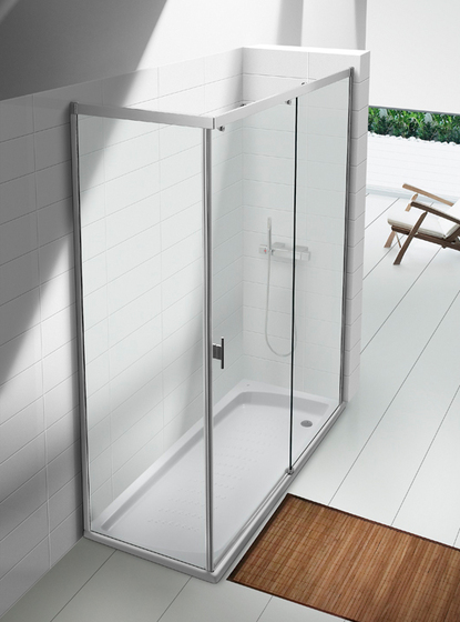 Fusion L2+LF by ROCA | Shower screens