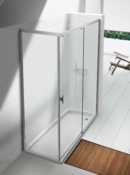 Fusion L2+LF de ROCA | Mamparas para duchas