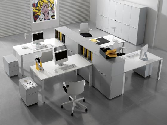 DV801-Entity by DVO | Individual desks