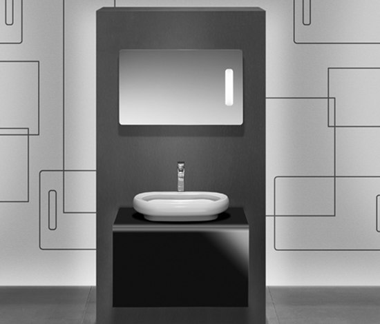 Essence Base units by ROCA | Wall cabinets