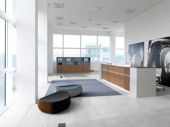 DV702-LED 6 by DVO | Reception desks