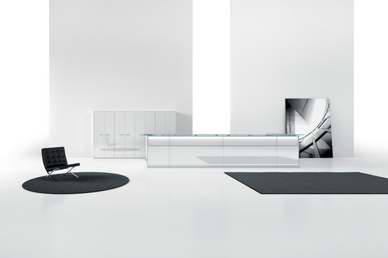 DV702-LED 7 by DVO | Reception desks