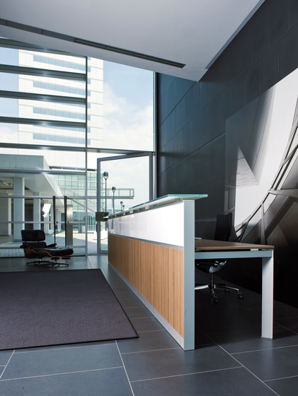 DV702-LED by DVO | Reception desks